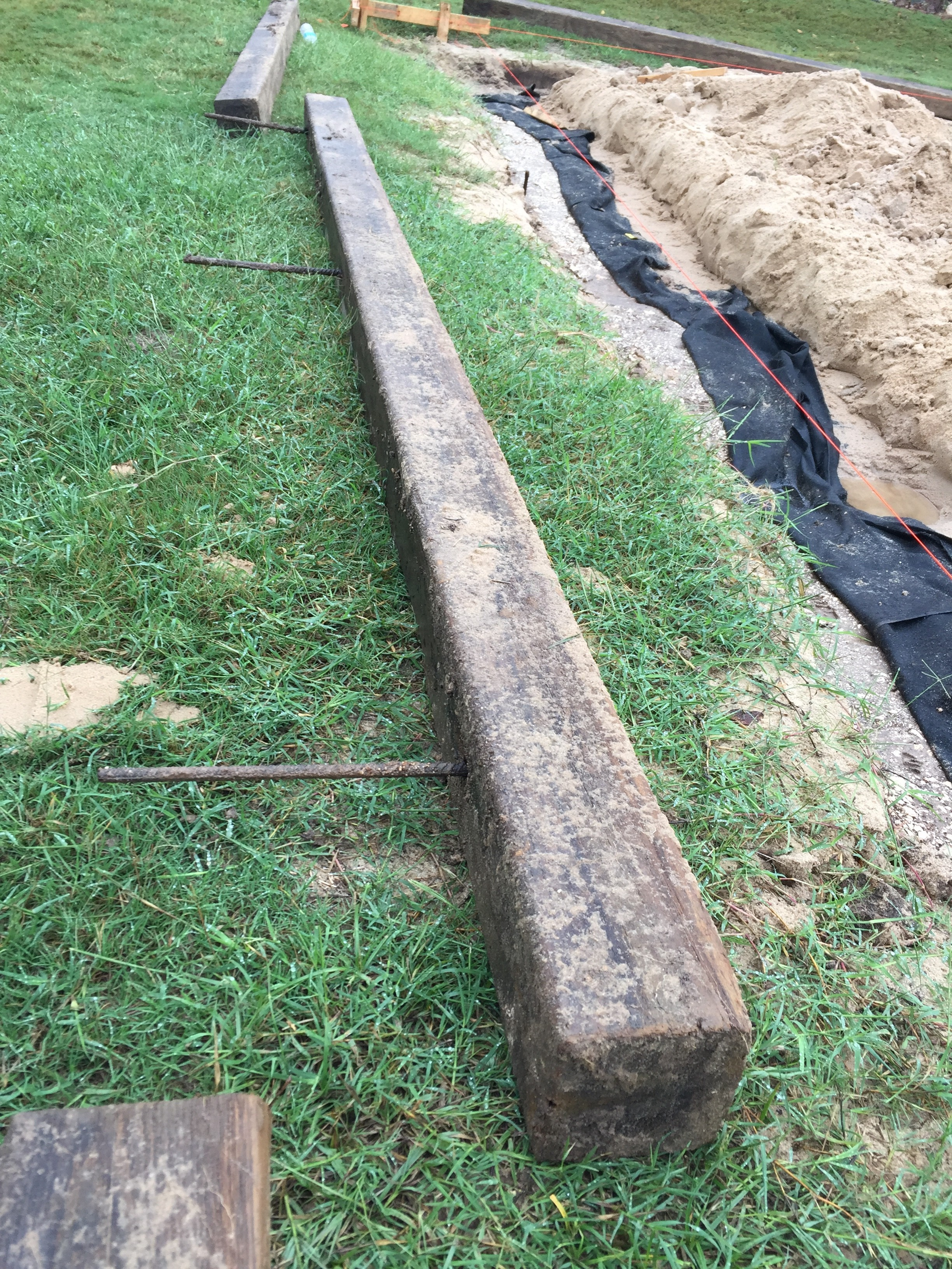 Railroad ties for sale | DiggersList