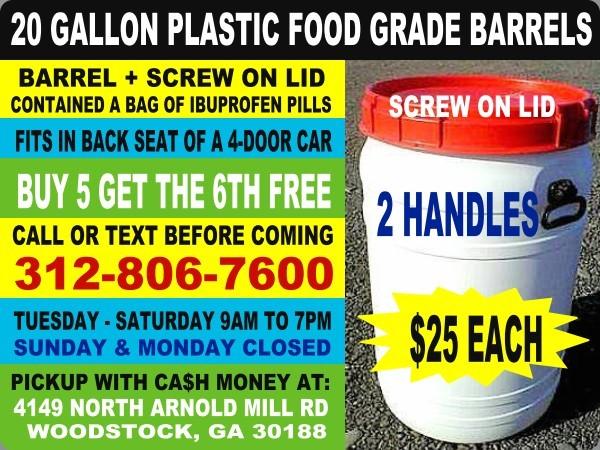 Gallon Organic Food Waste Tote